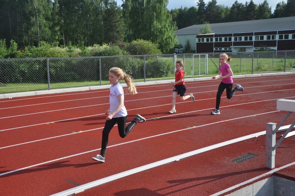 Fra treningsstevne 2011