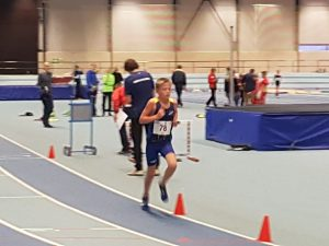 Teodor på 1500m
