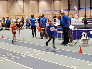 Oscar Kjos løp 600m på 2.13.97