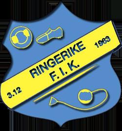 Ringerike Friidrettsklubb logo