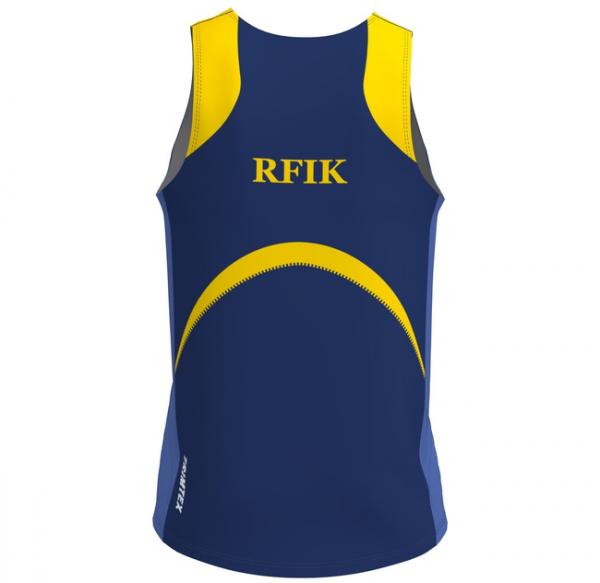 RFIK Run singlet herre