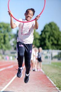 Akttiviteter og idrettsleker for 6-12 åringer